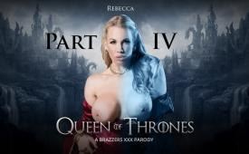 [Queen Of Thrones: Part 4 (A XXX Parody)] Порно пародия на игры престолов
